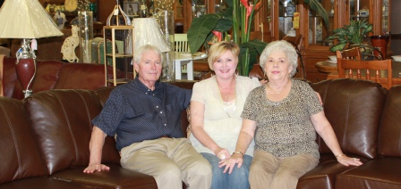 Central Furniture Is A Family Owned And Operated Business Tommy Vanarsdale Started The Liance 46 Years Ago